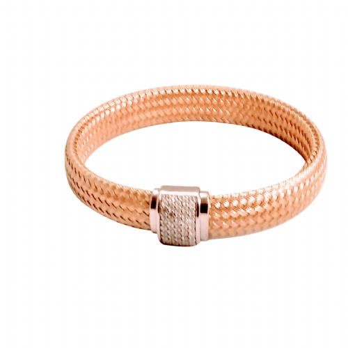 Michela Weave Magnetic Bangle
